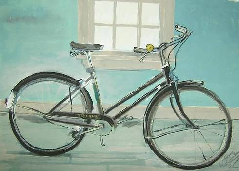 My Bike by Catherine Worthley