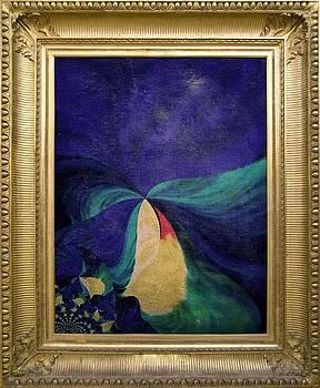 My Blue by Lilioara Macovei