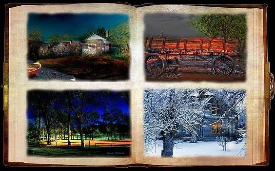 Gunter Nezhoda - My Book