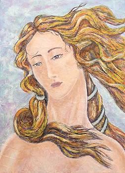 My Botticelli Venus  by Andrey Kuznetsov