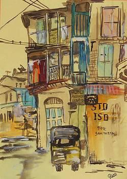 My City-1 by Chandra Patil