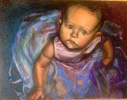 My daughter by Genevieve Elizabeth