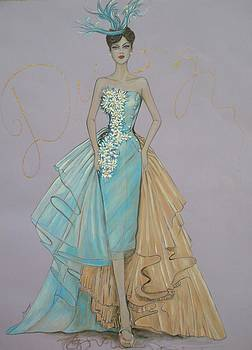 My Dior by Damira Fuzul