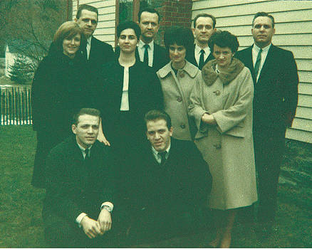 My Family_1969 by Harold Shull
