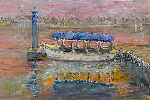 My Favorite Duffy Boat by Nancy LaMay