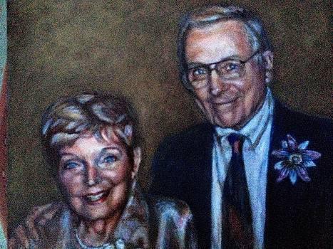 My grandparents by Genevieve Elizabeth