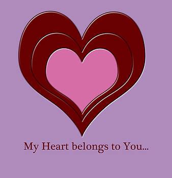 Kate Farrant - My Heart Belongs to You