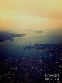 My Istanbul Sunrise by Waverley Dixon