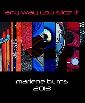 Marlene Burns - MY LATEST BOOK