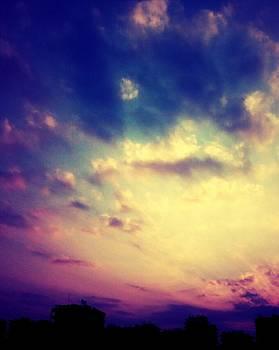 My little clouds by Cigdem Cigdem