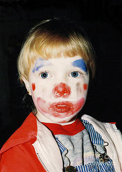 My Little Clown by Sherry Vance
