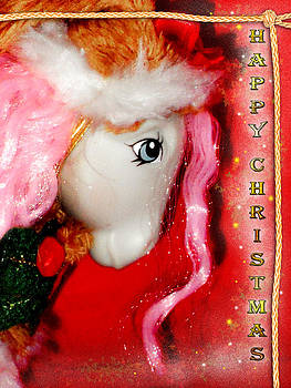 Donatella Muggianu - MY LITTLE PONY CHRISTMAS GREETINGS CARD
