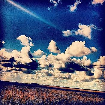 My #neverending #supplies Of #clouds by Shawn Who