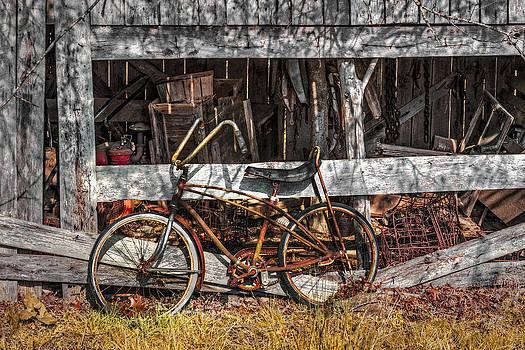 Debra and Dave Vanderlaan - My Old Bike