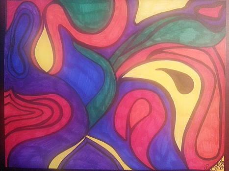 My Rainbow by Felicia Anguiano