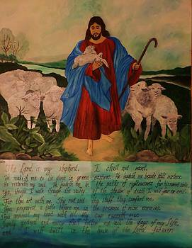 My Shepherd by Christy Saunders Church