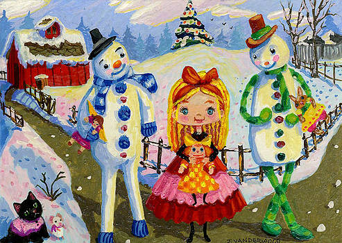 My Snowmen by Jacquelin Vanderwood