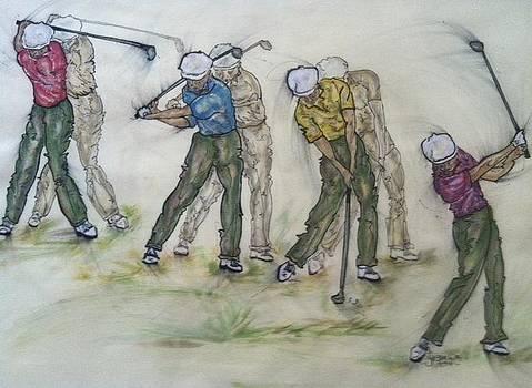 My Swing by Suzanne Macdonald