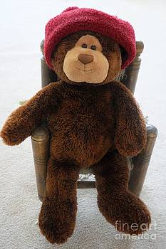 My Teddy by Heather Beck