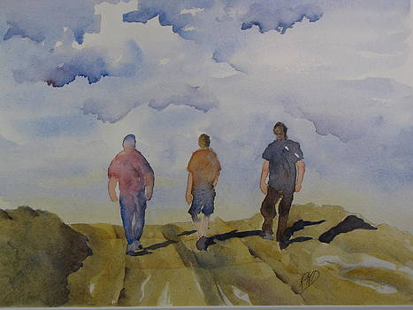 My Three Boys by Ramona Kraemer-Dobson