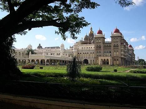 Mysore Palace by Joe Zachariah