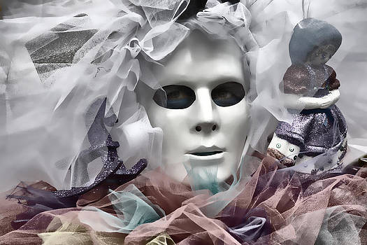 Mystery Behind the Mask by Indiana Zuckerman