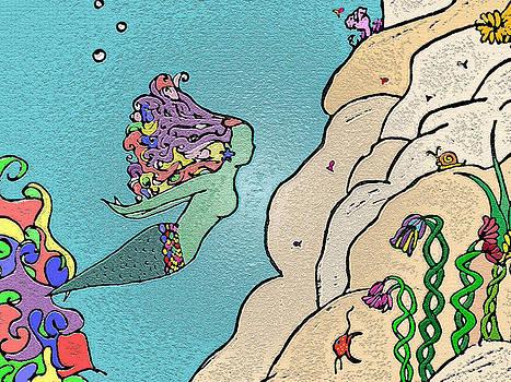 Mystery Sea by Shylmia Wittgenfeld