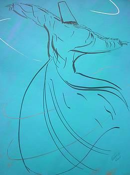 Mystic Dancer Parinda by Faraz Khan