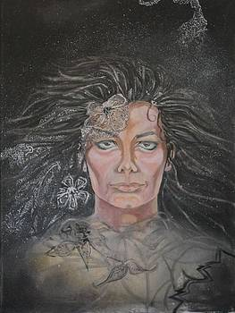 Mystical Fantasy by Anne Buffington