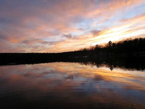 Mystical Reflection by Dianne Furphy
