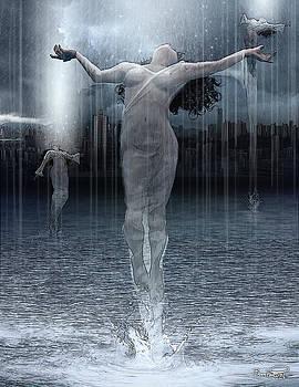 Naiads Water Nymph by Brett Hardin