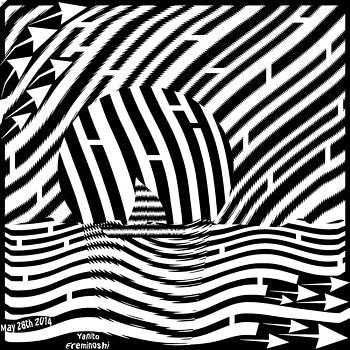 Naive Maze Art by Yanito Freminoshi