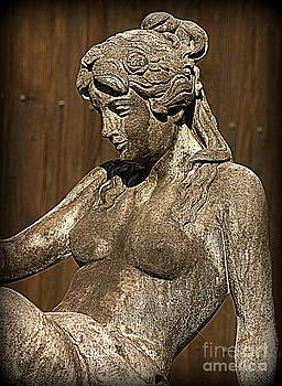 Naked Lady by Frances Hodgkins