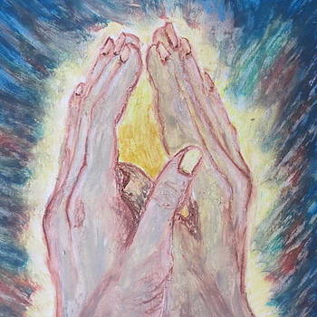 Nan's Prayer by Karen Mary Castranova