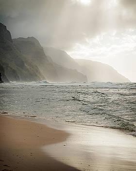 NaPali Sun by Jen Morrison