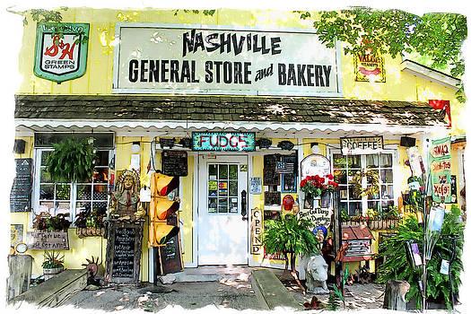 Nashville General Store by Tom Schmidt