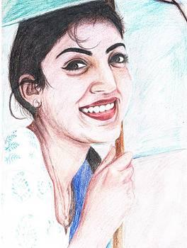 Nasrina by Bindu N