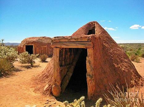 John Malone - Native American Shelters