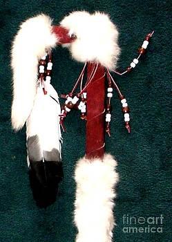 Gail Matthews - Native American Walking Cane