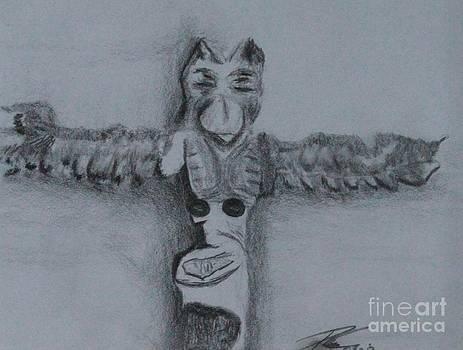 Ayasha Loya Aka Pari  Dominic - Native Totem 1
