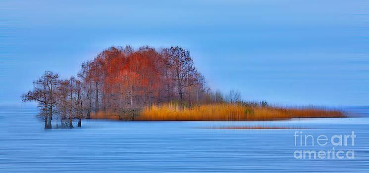 Dan Carmichael - Natural Wonder - a Tranquil Moments Landscape