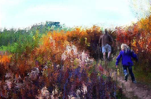 Nature Walk by Terence Morrissey