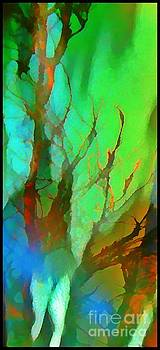 John Malone - Natures Beauty Abstract