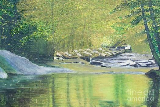 Nature's Charm -1 by Joy Ballack