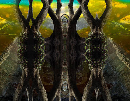 Nature's Clutch by Dirk Lightheart