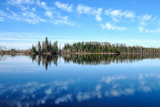 Nature's Mirror by Sarah Rodefeld