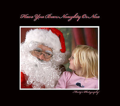 Naughty Or Nice by Marty Maynard