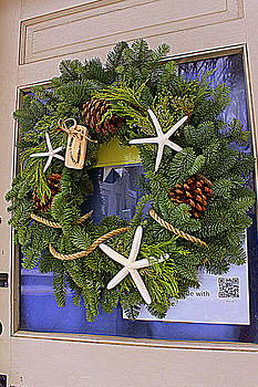 Nautical Wreath by Suzanne DeGeorge