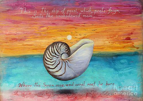 Nautilus poem by Gabriela Valencia