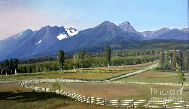 Near smithers BC by Al Hunter